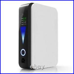 Portable 93% Intelligent Purifier Oxygen Generator Car Home Health Concentrator