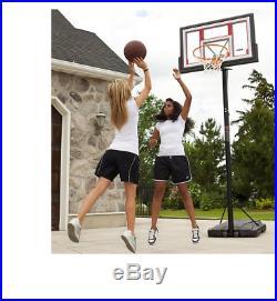 Portable Youth Kids Basketball Hoop Lifetime Outdoor Adjustable Basketball Hoop