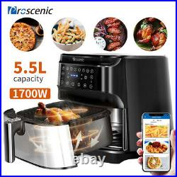 Proscenic 1700W Alexa Air Fryer Electric Hor Air Oil Less Oven WithNo-Stick basket