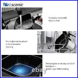 Proscenic Alexa Air Fryer 1700W Deep Oven Oilless Cooker 5.8QT LED Touchscreen