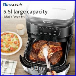 Proscenic Alexa Air Fryer 1700W Electric Oil less Low Fat Convection Oven 5,8QT