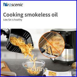 Proscenic Alexa Air Fryer APPCooker Oven Low Fat Healthy 5.5L 1700W Frying Litre