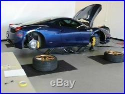 Quick Portable Car Lift Jack QuickJack BL-5000SLX 5000 lbs Home Shop Garage Show