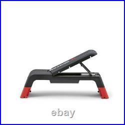 Reebok Studio Deck Aerobic Step Gym Platform Incline Flat Decline Workout Bench