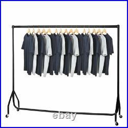 SUPER HEAVY DUTY CLOTHES RAILs 2ft 3ft 4ft 5ft 6ft GARMENT RACKs HOME STORAGE