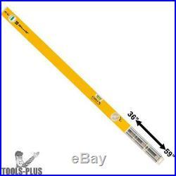 Stabila 29459 80T 36 59 Adjustable Length Level New