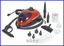 Steam Cleaner Machine Car Detailing Kit Vehicle Portable Compact Dirt Remove NEW