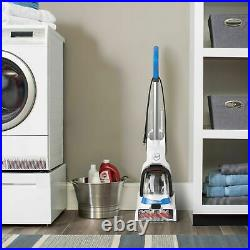 Steam Vacuum Carpet Cleaner Pet Deep Rug Shampooer Upright Lightweight Machine