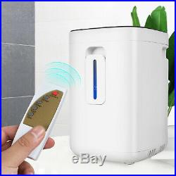 Touch 1-6L/min Adjustable Oxygen Concentrator Portable Voice Function Travel Car