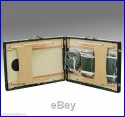 Valentine Sale 2.5 Thick Portable Massage Table Foldable Adjustable Salon Bed