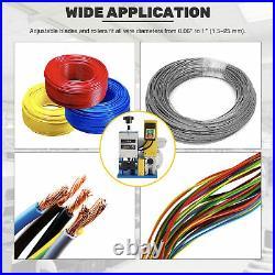 Wire Stripping Machine Portable Scrap Cable Stripper for Scrap Copper Recycling