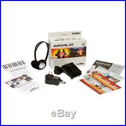 Yamaha 76-key Portable Keyboard With Adjustable Stand & Power Adapter