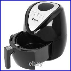 ZOKOP Power Hot Air Fryer 3.5L Healthy Versatile Deep Frying with Food Clip