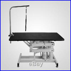 Z-lift Hydraulic Dog Cat Pet Grooming Table withNoose Professional durable ON SALE